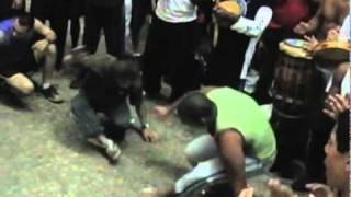Raizes Do Brasil Capoeira / Mestre Cara