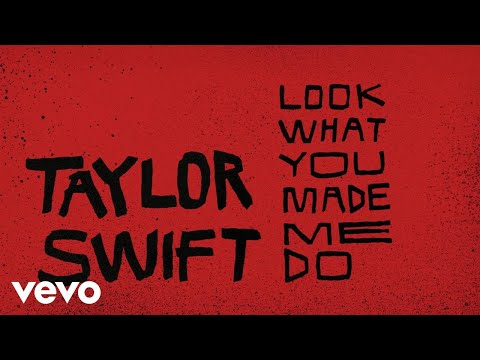 Xxx Mp4 Taylor Swift Look What You Made Me Do Lyric Video 3gp Sex