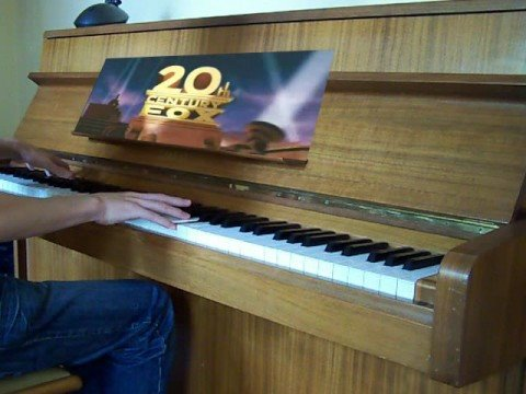 20th Century Fox Fanfare Piano Cover