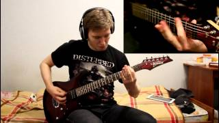 Disturbed - Decadence guitar cover