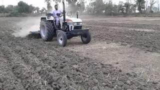 Eicher 557 Tractor punjab.