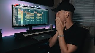 I FIXED ONE OF MY SUBSCRIBERS BEATS IN FL STUDIO *its a banger now*