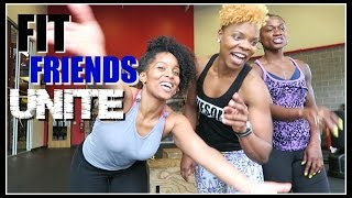 FIT FRIENDS UNITE   Family Physique Update   White Bean Chicken Chili