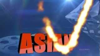 Asian tv  logo animation by Deepak Rai