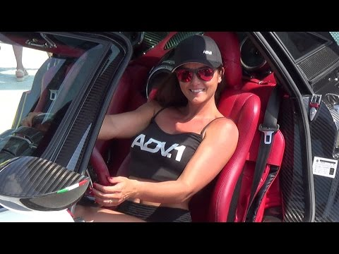 HOT CARS & HOT GIRLS Ocean Yachts The Best Cars In The World & Sun WELCOME TO MIAMI