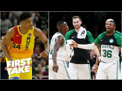 Are Celtics the biggest threat to Bucks in the East First Take