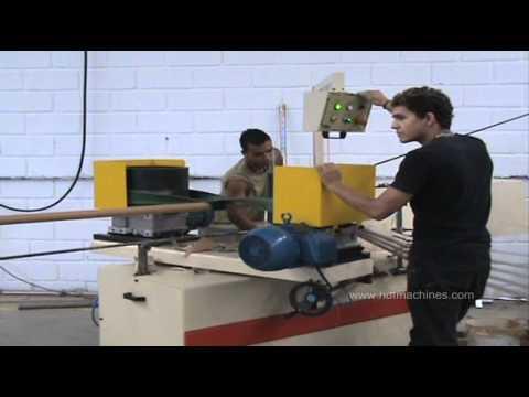 Tubeteira Automática e Unidade de corte Automatic Paper Tube Core Machine