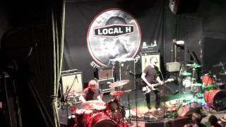 Local H in New York - May 3rd 2016 - As Good As Dead Tour