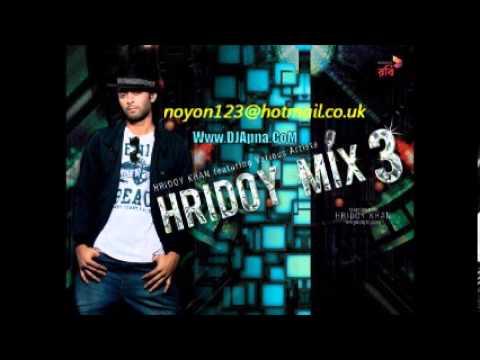 Hridoy Mix 3 Bangla MP3 Album Free Download