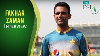 Fakhar Zaman recalls his onslaught against the Kings