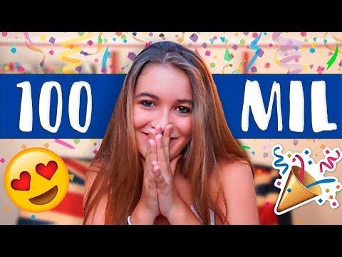 Xxx Mp4 ¡100 Mil Suscriptores Carlota Boza 3gp Sex