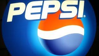 Pepsi light sign