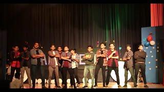 ISD farewell DANCE -  B R O C O D E