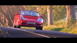 Top Gear style film - Porsche Boxster S
