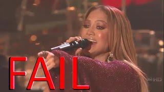 Jennifer Lopez - Epic Vocal Fails & Lip Sync