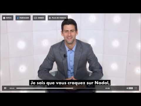 Xxx Mp4 Novak Djokovic Wants SEX SING AND BE THE PANTIES OF NADAL 【Full HD】 3gp Sex