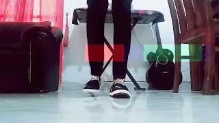 Selfie -Dedunu akase movie song   Happy feet dance