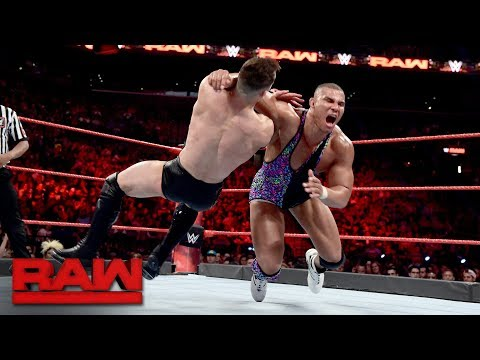 Xxx Mp4 Finn Bálor Vs Jason Jordan Raw Aug 21 2017 3gp Sex