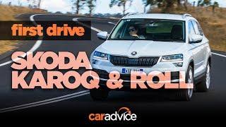 2018 Skoda Karoq review: Australian first drive