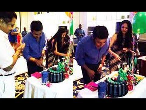 Surya 40th Birthday Celebration | Jyothika,Sivakumar, Karthick