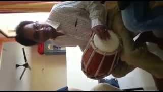 Vikram Patil Dholak Playing