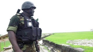 Cameroon builds anti-terror trench to keep out Boko Haram suicide bombers