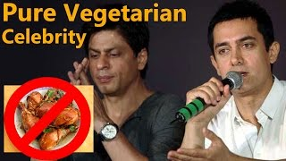 TOP 10 Vegetarian Celebrity  u won