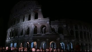 Roman Coliseum Goes Dark to Honor Victims of Barcelona Attack