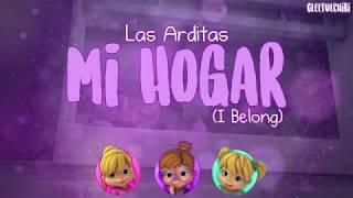 Las Arditas - Mi Hogar   I Belong (Spanish version, with lyrics)