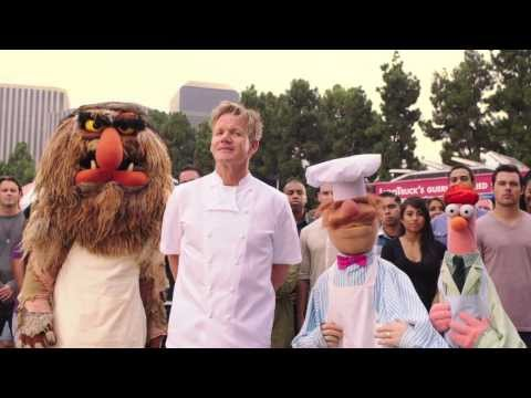 Food Fight Extended Version with The Swedish Chef Muppisode The Muppets