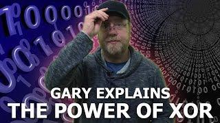 The power of XOR - Gary Explains