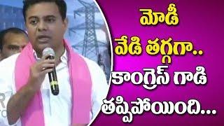 Bodh Leader Anil Jadhav Joins TRS | KTR | Bharat Today