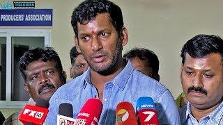 Suriya's decision will bring down producers burden - TFPC Vishal Latest Speech