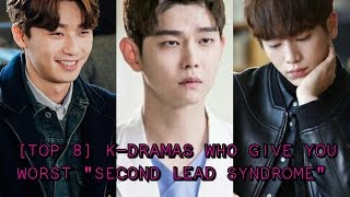 """[TOP 8] K-Dramas Who Give You Worst """"Second Lead Syndrome"""""""