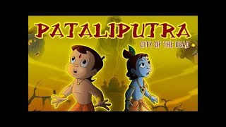 Chhota Bheem aur Krishna in Pataliputra | The City of the Dead