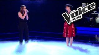 Alice Paba ft. Francesca MIchelin - Nessun grado di separazione - The Voice Of Italy 2016- Liveshow