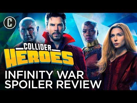 Xxx Mp4 Avengers Infinity War Spoiler Review Heroes 3gp Sex