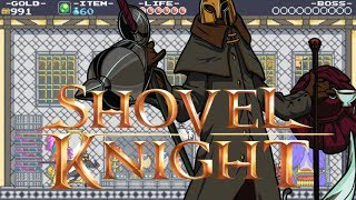 Shovel Knight - Mr Hat