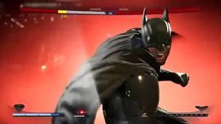Injustice 2 - Batman Super Move [HD]