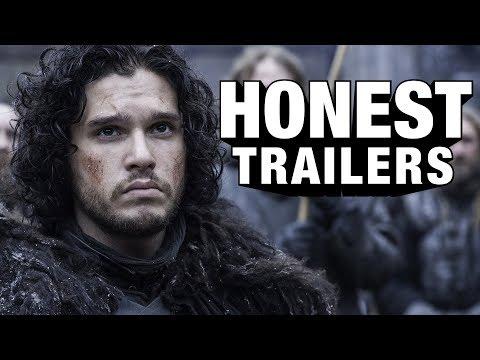 Honest Trailers Game of Thrones Vol. 2