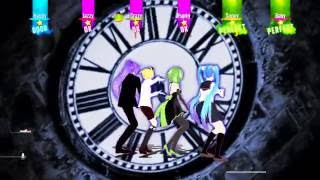 JUST DANCE 2016 | Bad ∞ End ∞ Night  - 8 VOCALOID (