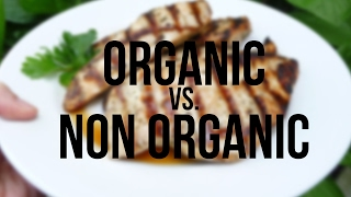ORGANIC vs. NON-ORGANIC CHICKEN / by Marco Laterza
