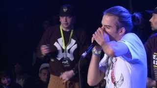Ball-Zee vs Skiller - Best 16 - 3rd Beatbox Battle World Championship