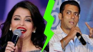 Aiahwarya Rai Bachchan finally reacts on Salman Khan still being unmarried for her ! omg