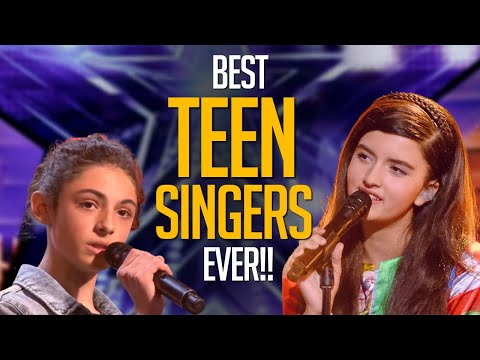 15 BEST Teen Singers on America s Got Talent EVER