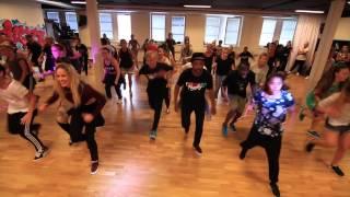 """NINA & ZERJON """"Timaya - Ukwu"""" GBG Dance Festival 2015 - Day 1"""