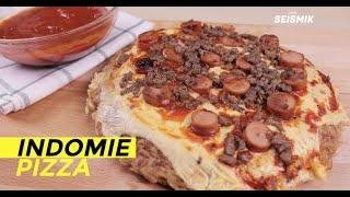 Indomie Pizza