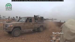 Perang Suriah Terbaru 2016 Bentrokan Sengit di Khan Tuman antara FSA dan Tentara Suriah