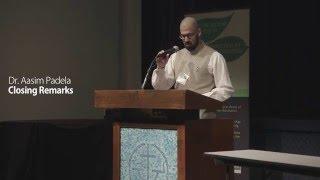 Fall 2015 Bayan Symposium | Closing Remarks- Dr. Aasim Padela