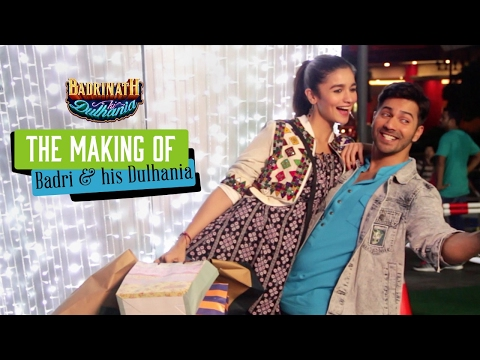 Xxx Mp4 The Making Of Badri And His Dulhania Badrinath Ki Dulhania Varun Dhawan Alia Bhatt 3gp Sex